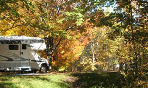 Fall Color Tours and Campground Fun