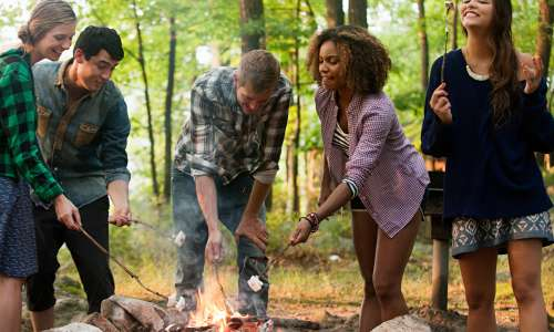 Fun and Adventure at a Michigan RV Campground