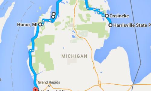 Great Lakes Lake Michigan Michigan