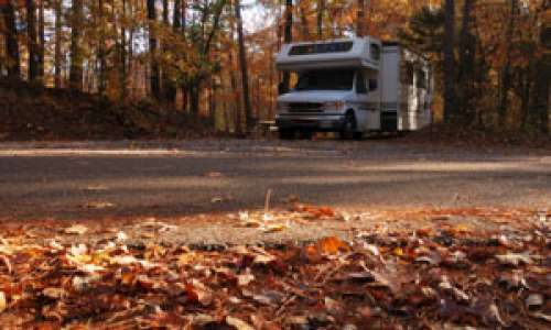Take a Color Tour-RV Style