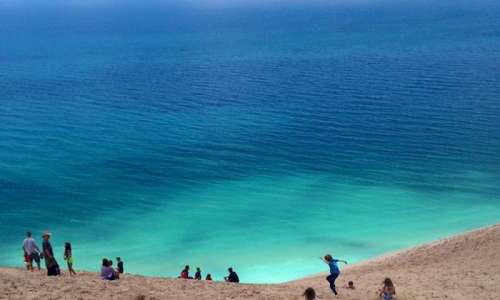 5 Places to Discover Amazing Sand Dunes in Michigan