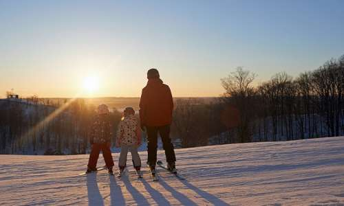 Why Northern Michigan is Ideal for Spring Skiing
