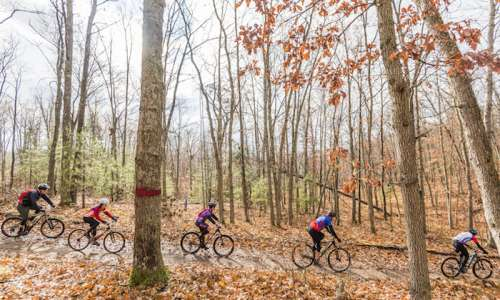 6 Ways to Experience Traverse City Mountain Biking Trails