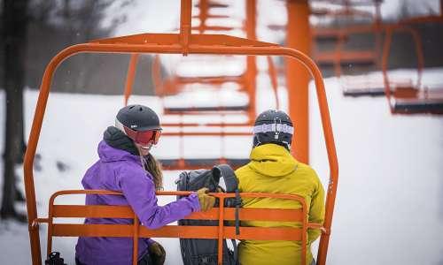 Ski the Mitten