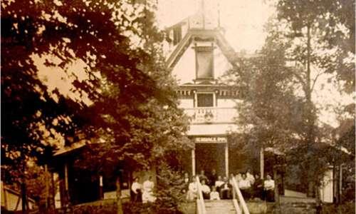 Terrace Inn in Petoskey