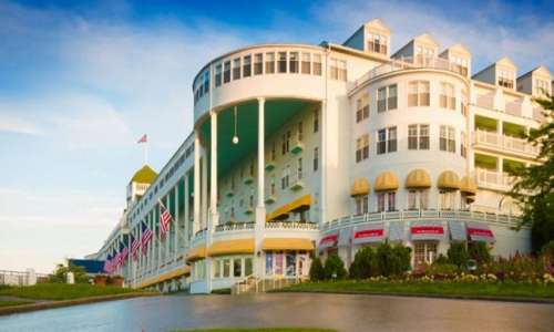 10 Things You Might Not Know About Mackinac Island's Grand Hotel
