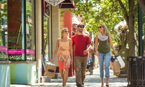 Michigan Cities to Stroll Through this Spring