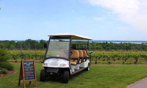Wine Wagon Tour & Tasting Experience