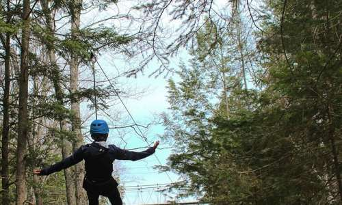 12 Places to Go Zip Lining in Michigan