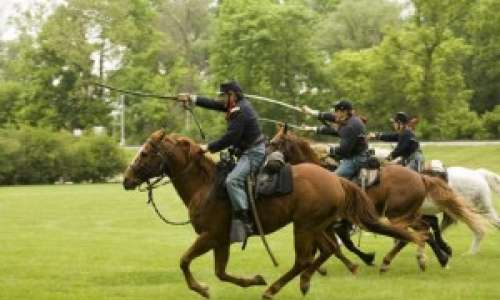 Greenfield Village Civil War Weekend