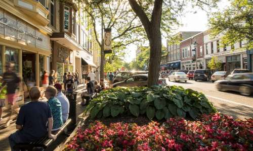 Downtown Areas Perfect for Michigan-Made Shopping