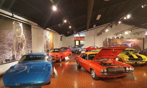 Cruise into these Auto Attractions and Car Shows in Michigan