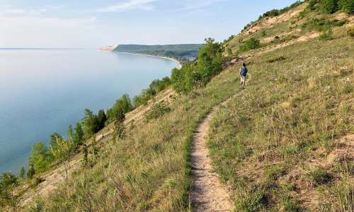 Amazing Michigan Trails for Hiking, Biking and More