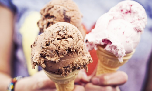 Michigan Ice Cream