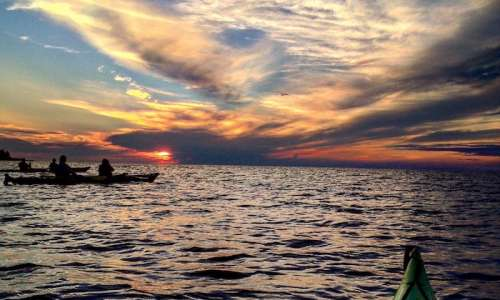 4 Upper Peninsula Kayaking Trips For Exploring the Keweenaw