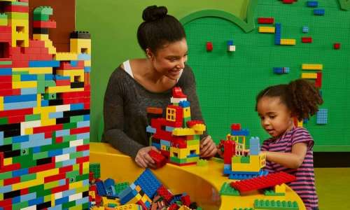 Family Fun at LegoLand