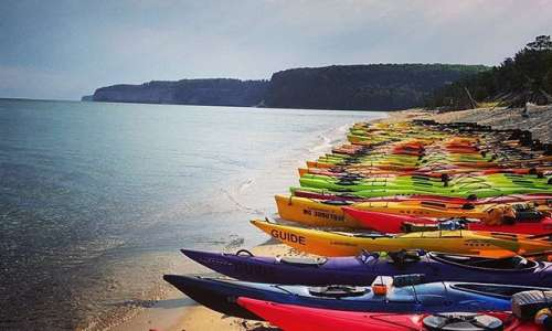 Michigan's Best Paddling Trips