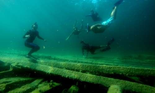 Dive into Pure Michigan Shipwrecks at These 5 Preserves