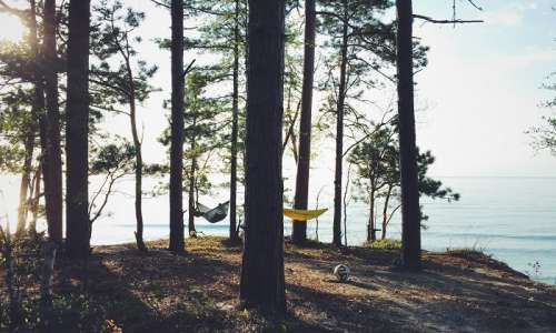Colorful Destinations for Fall Camping in Michigan