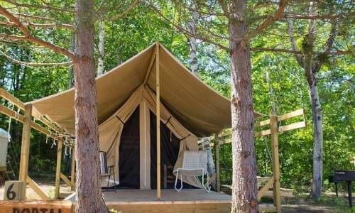 9 of the Most Glorious Sites for Glamping in Michigan