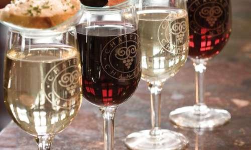 Delectable wine pairings