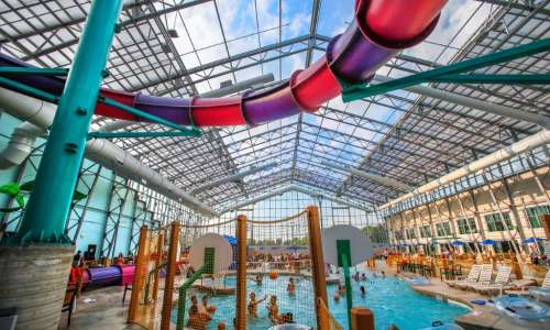 11 Incredible Indoor Water Parks in Michigan