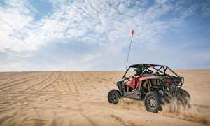 ORVing at Silver Lake Sand Dunes