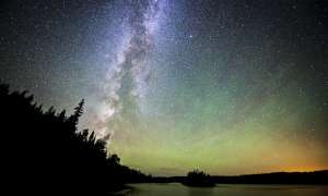 Dark skies at Isle Royale National Park