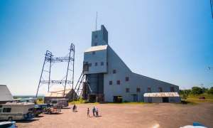 Quincy Mine at Keweenaw National Historical Park