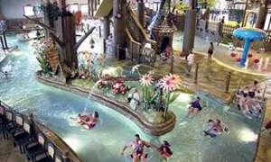 Zehnder's Splash Village indoor waterpark