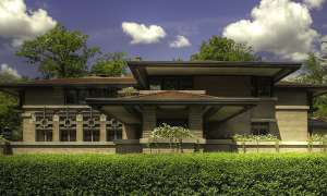 Meyer May House in Grand Rapids