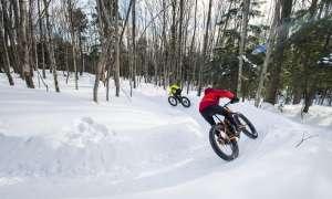 Noquemanon Trail - Snow Bike Route