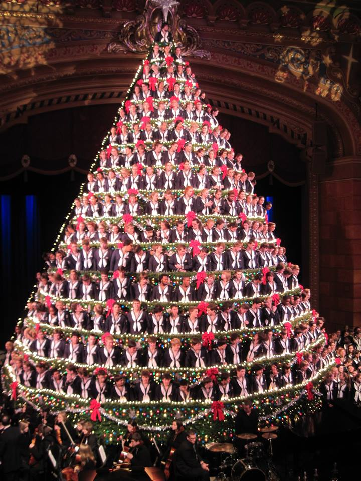 A Singing Christmas Tree and 3 More Holiday Displays You Have to ...