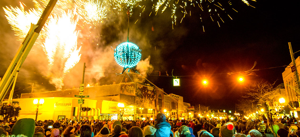 Our Favorite Ways to Spend New Year's Eve in Pure Michigan | Michigan