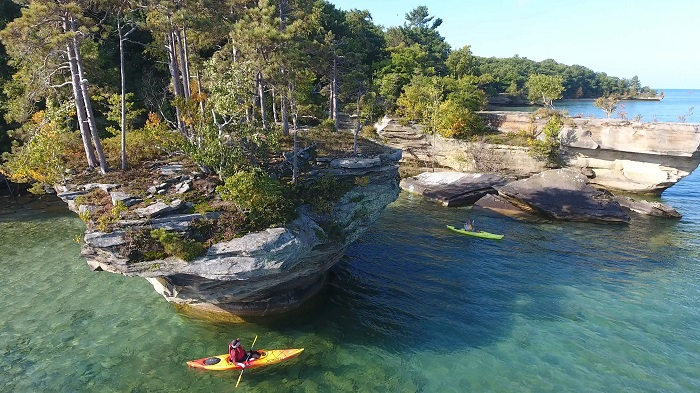 5 Kayak Trips For Exploring the Eastern Ss of Michigan | Michigan on st. ignace michigan, large map of michigan, map of upper michigan casinos, map of ishpeming michigan, map of ironwood michigan, baraga michigan, map of michigan cities, houghton michigan, map of upper michigan county, map of u p michigan, map of up, map upper michigan cities, porcupine mountains michigan, map of canada and michigan, lower peninsula of michigan, marquette michigan, map of lake michigan, iron mountain michigan, map of michigan hospitals, map of west virginia,