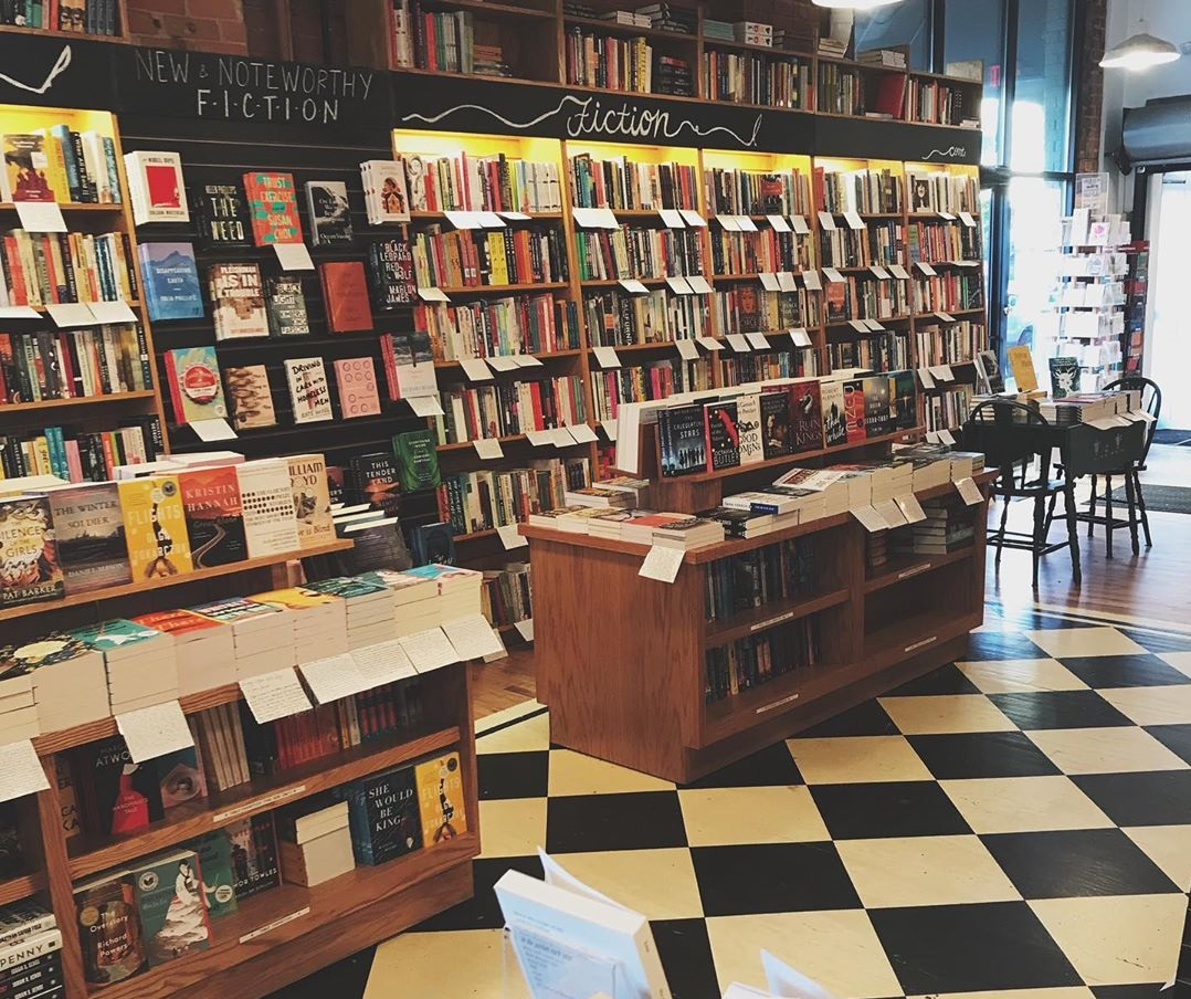 Get Lost in the Pages of These 20 Michigan Bookstores   Michigan