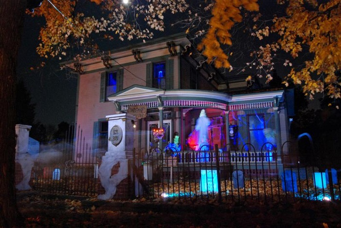 Halloween 2020 Michigan Big Inside Look at Terror on Tillson: A Pure Michigan Halloween