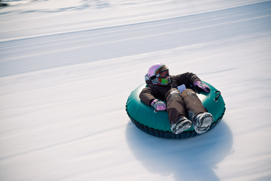Sledding and Snow Tubing Spots in Pure Michigan | Michigan