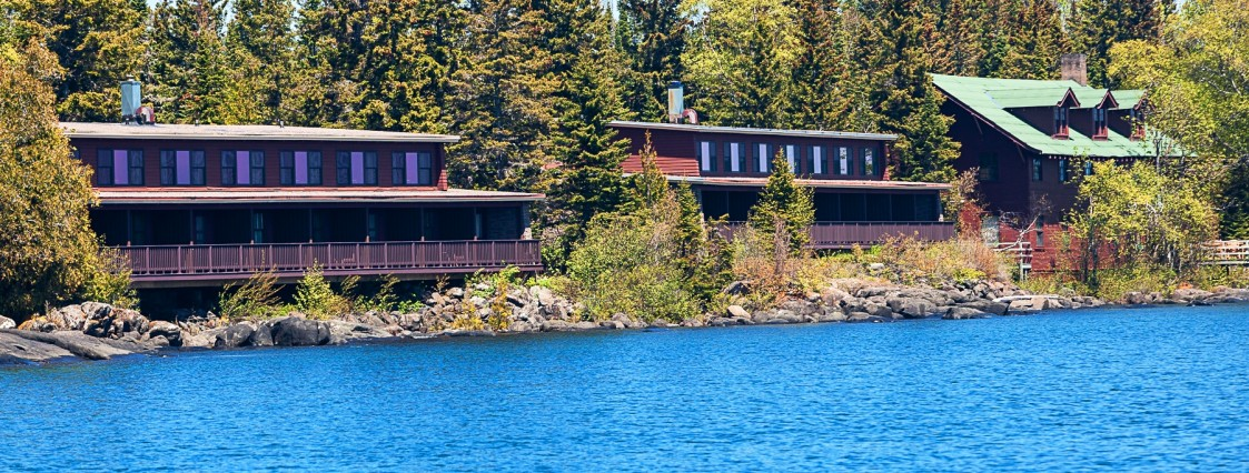 Rock Harbor Lodge, Isle Royale National Park