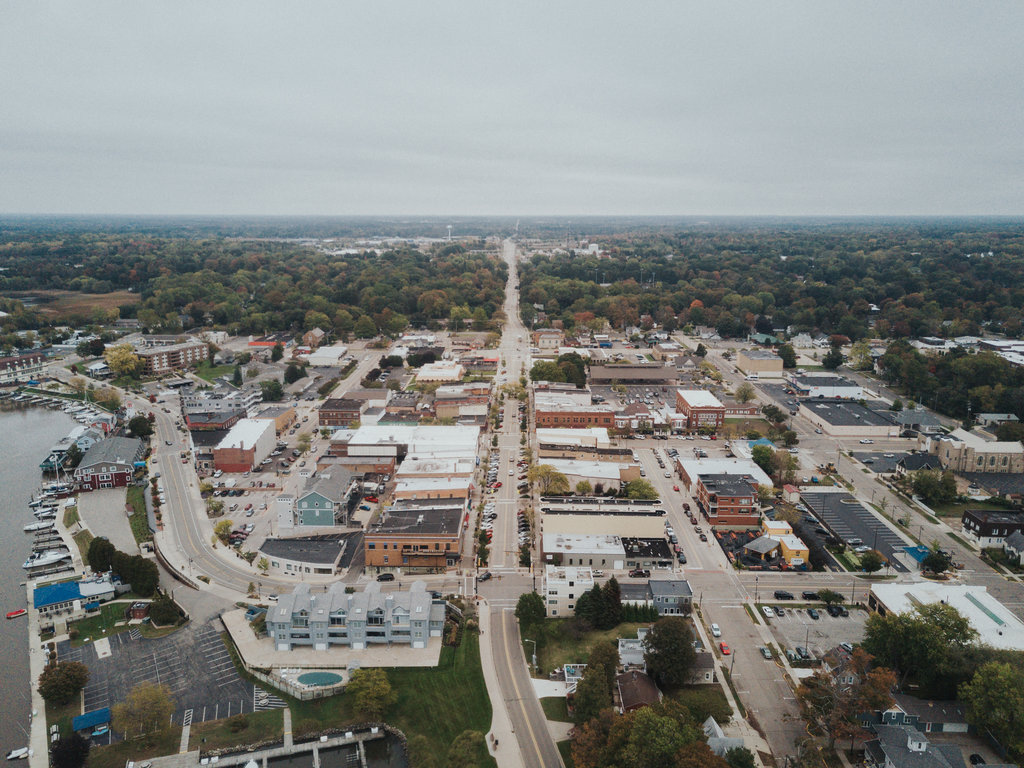 Downtown South Haven