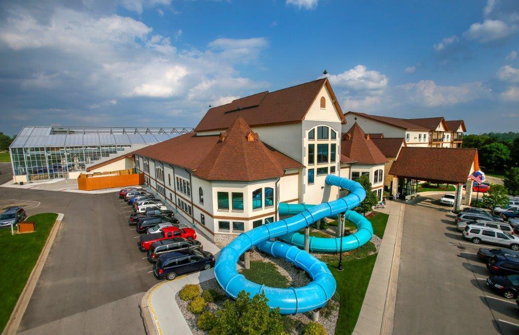 Indoor Water Park Fun In Pure Michigan Michigan