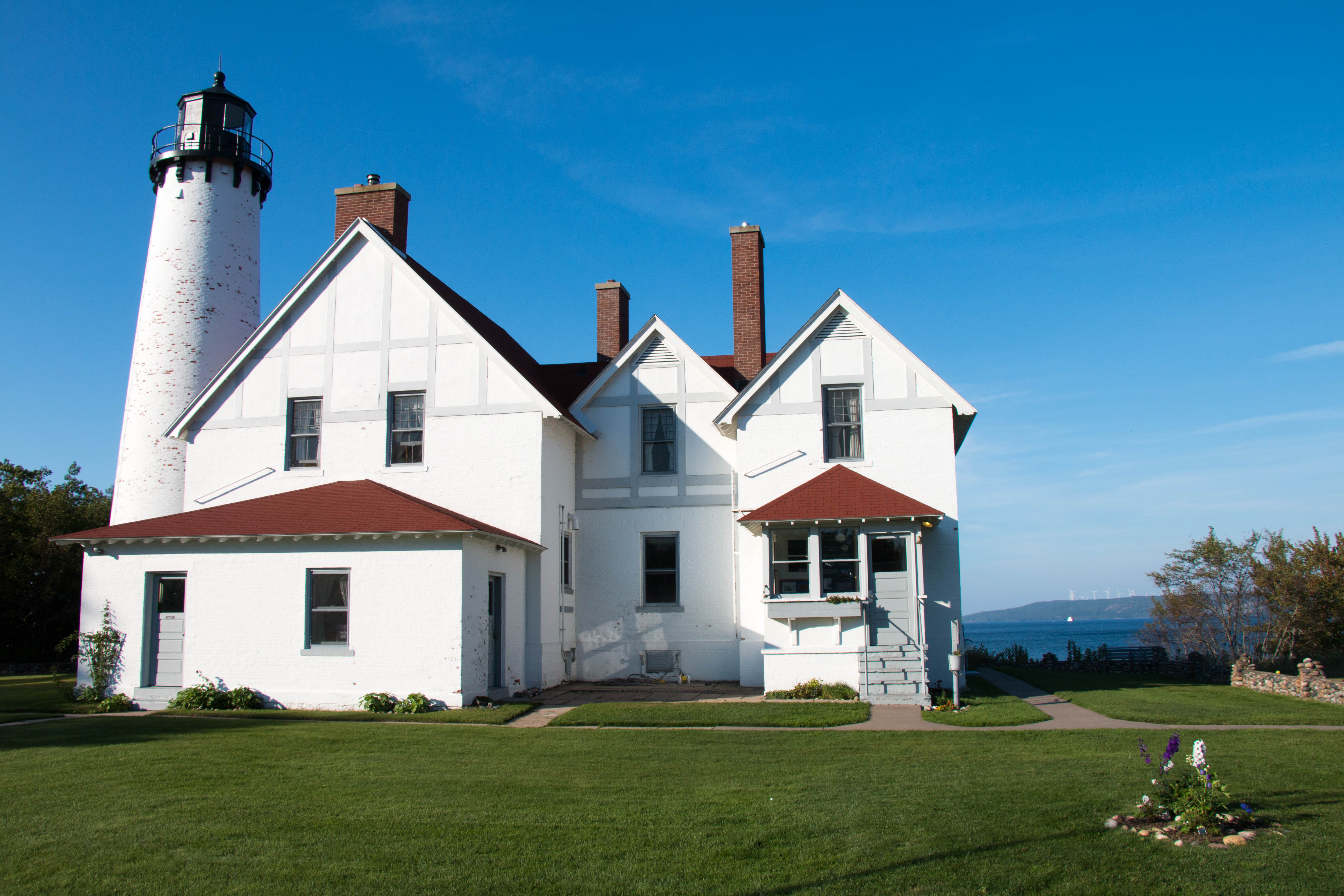 St. Iroquois Lighthouse