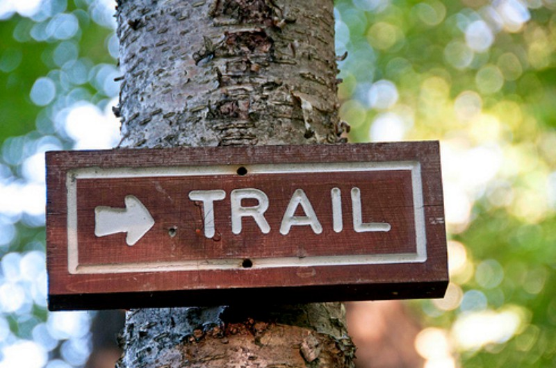 This way to trail