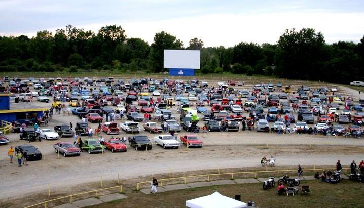 Drive in movie theaters in michigan