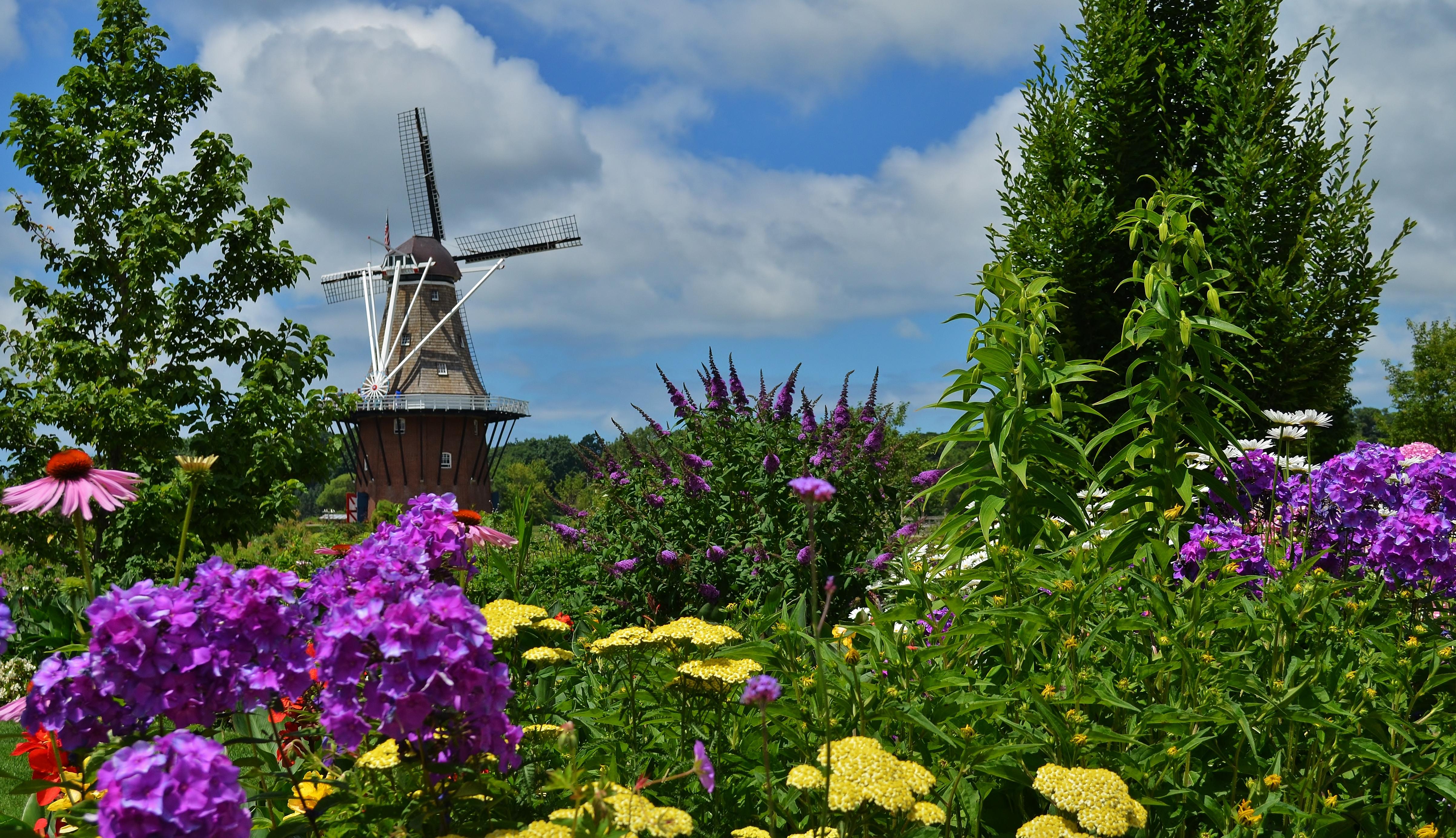 Take a Look Inside DeZwaan Windmill in Holland, Michigan