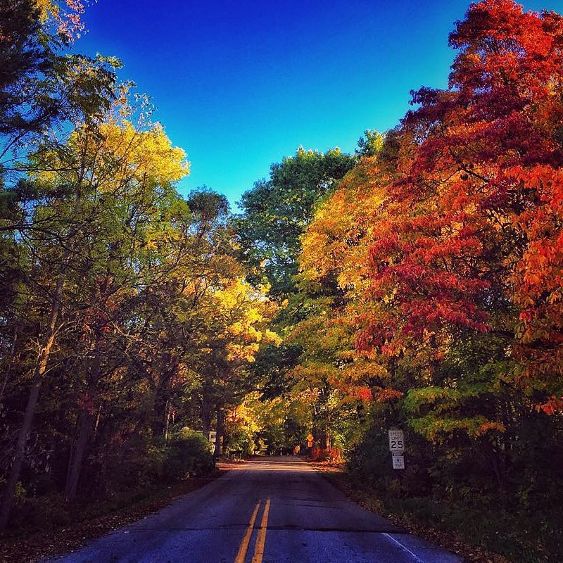 Beautiful Places In Michigan To Visit In The Fall Michigan