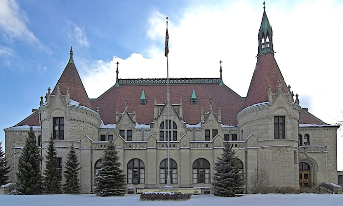 Castle Museum in Saginaw