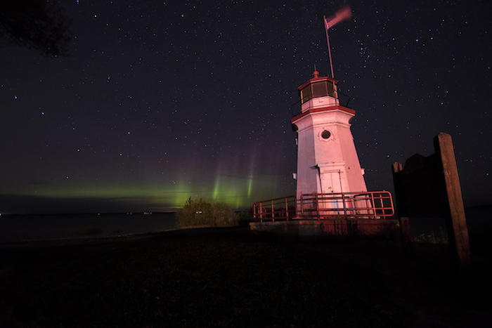 Cheboygan Crib Light