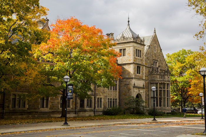 Fall Colors at U-M
