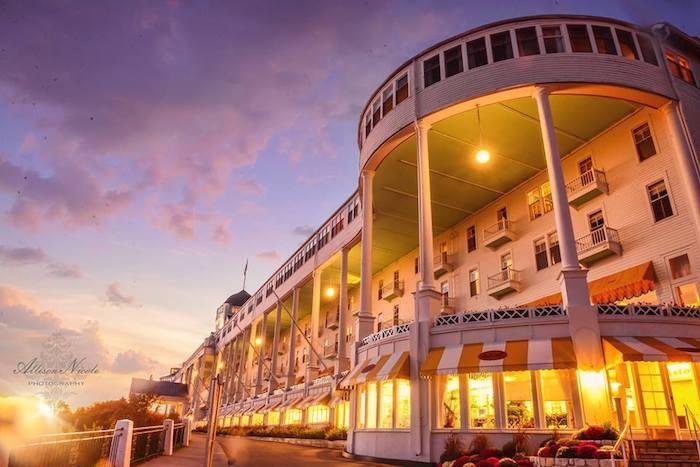 How Mackinac Island S Grand Hotel Prepares To Open For The Season Michigan